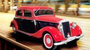 Mercedes 170V 1926 год - 450 евро в день
