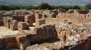 Крит. Крепость Малия