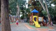 Лутраки - детская площадка