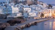 Остров Наксос, Греция, Хора