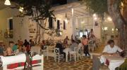 Остров Наксос, Греция, таверна