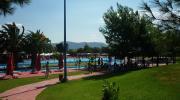 Аква-парк в Лутраки, Греция