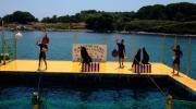 Прогулка на катере Kalypso Star, Корфу. Греция