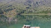 Озеро Курна, Западный Крит, Греция