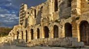 Акрополь и его музей, Афины, Греция