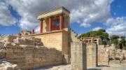 Кносский Дворец, Ираклион, Греция