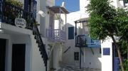 Улочки острова Миконос