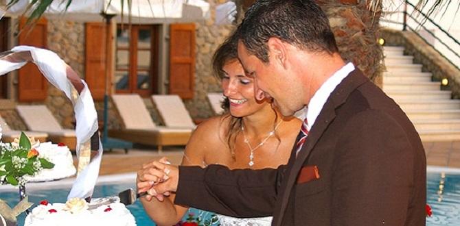 Свадьба на Родосе, Греция