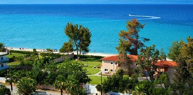 Апартаменты на Халкидики, Греция