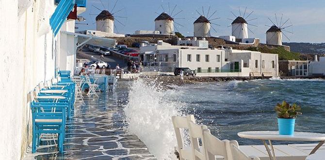Отели на Миконосе, Греция