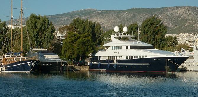 Яхты в Греции, Аренда яхт в Греции