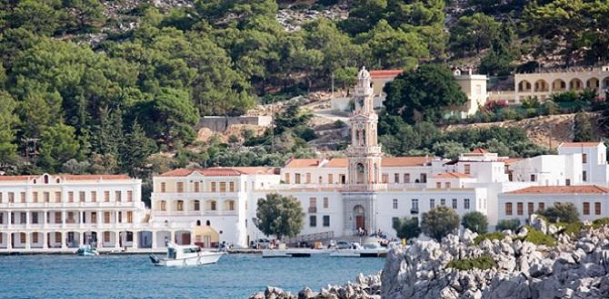 Круиз на остров Сими, Греция