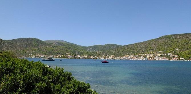 Корфос, Полуостров Пелопоннес, Греция