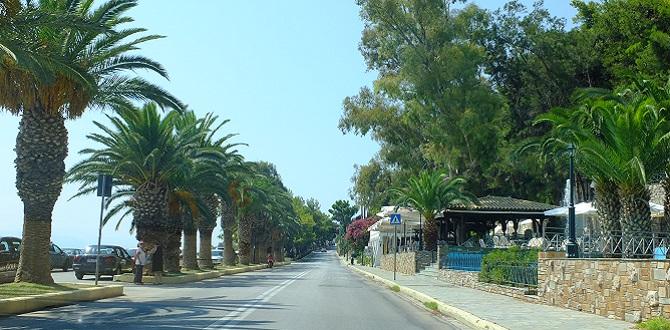 Перахора, Озеро Иереон, Лутраки, Греция