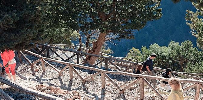Ущелье Самарья, Остров Крит, Греция